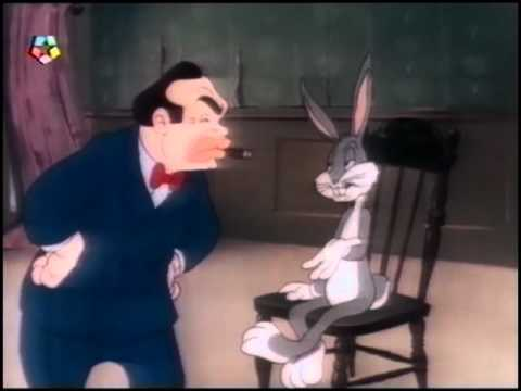 Bugs Buny- Racketeer Rabbit