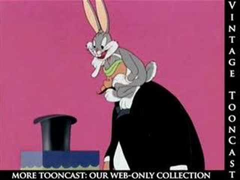 Bugs Bunny -The Case of the missing hare