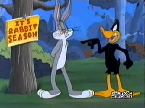 Bugs Bunny – Invasion Of The Bunny Snatchers